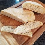 ciabatta, easy ciabatta bread recipe