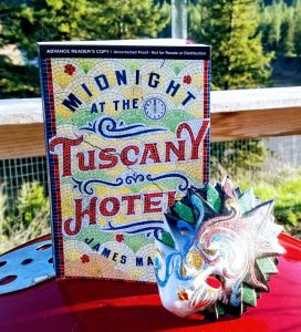 Midnight at the Tuscany Hotel by James Markert