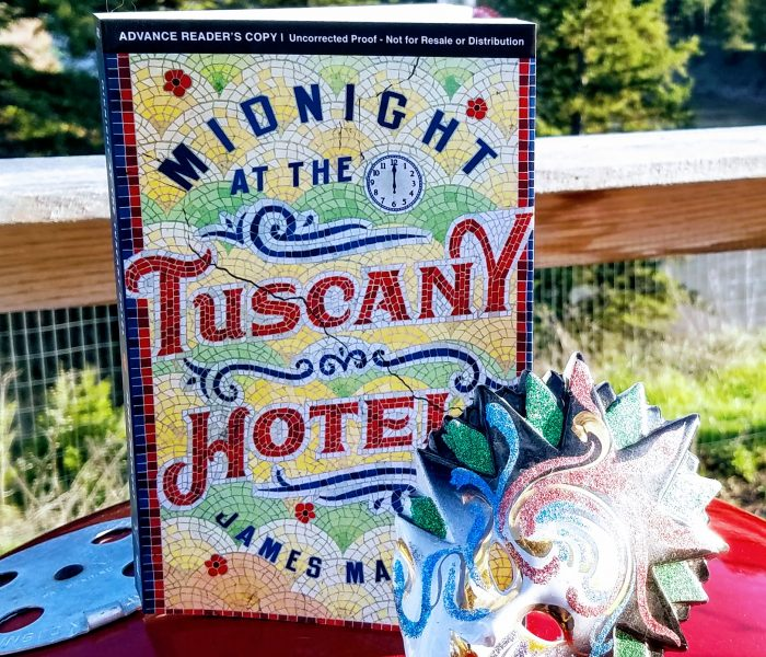 Midnight at the Tuscany Hotel by James Markert – Blog Tour and Book Review