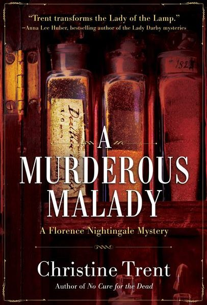 A Murderous Malady by Christine Trent – Blog Tour and Book Review