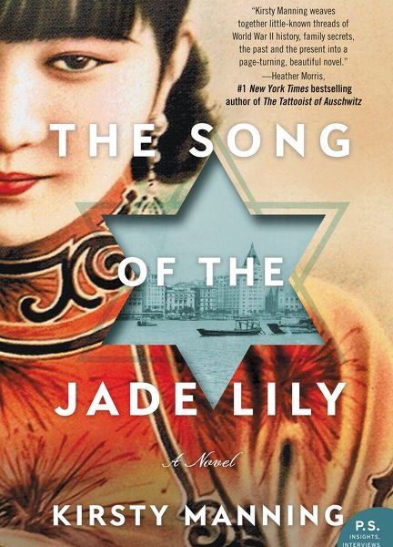 The Song of the Jade Lily by Kirsty Manning – Blog Tour, Book Review and Giveaway
