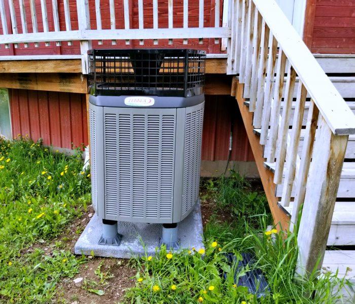 5 Reasons to Add an Air Source Heat Pump