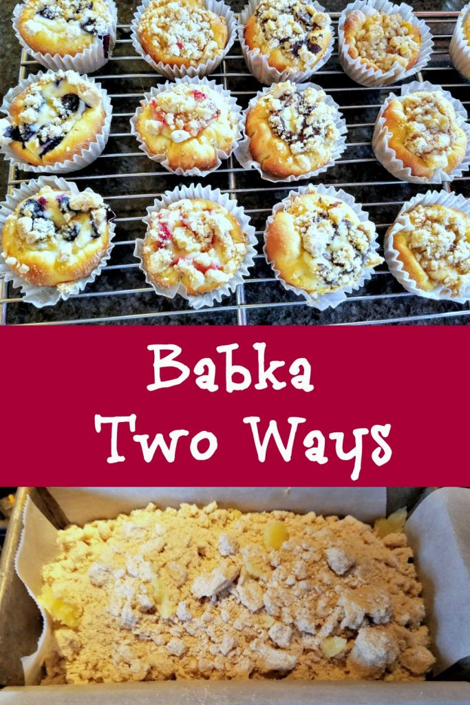 Babka Two Ways