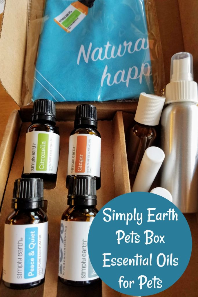 simply earth may recipe box, essential oils, Ad