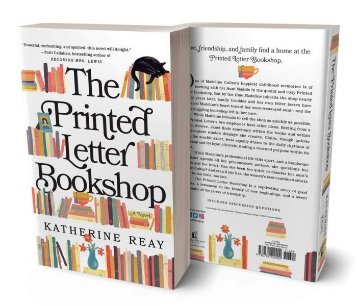 The Printed Letter Bookshop by Katherine Reay – Blog Tour and Book Review