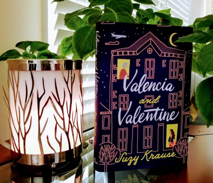 Valencia and Valentine by Suzy Krause – Blog Tour, Book Review and Giveaway