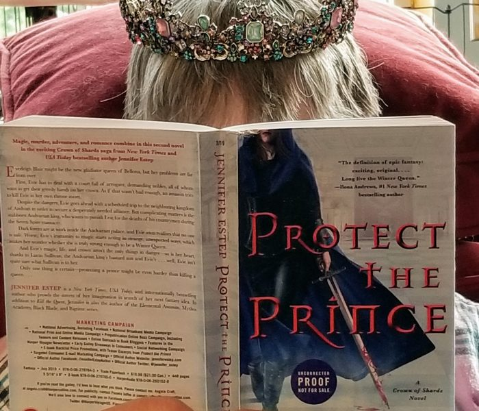 Protect the Prince by Jennifer Estep – Blog Tour and Book Review