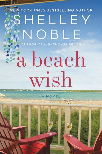 A Beach Wish by Shelley Noble