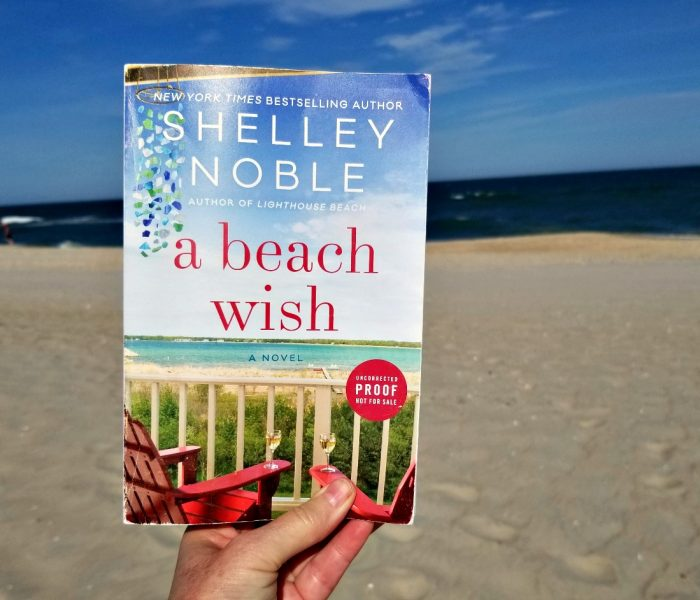 A Beach Wish by Shelley Noble – Blog Tour and Book Review