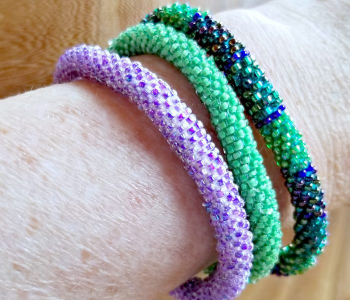 Artisan Bracelets Are a Great Start to a Bracelet Wardrobe Plus the Oh the Places You'll Go Giveaway Hop. Win Three Beaded Bracelets (ARV $40)