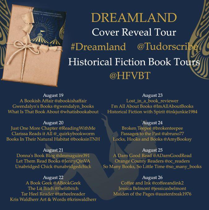 Dreamland tour schedule