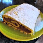 Jelly Roll with Chocolate Mousse