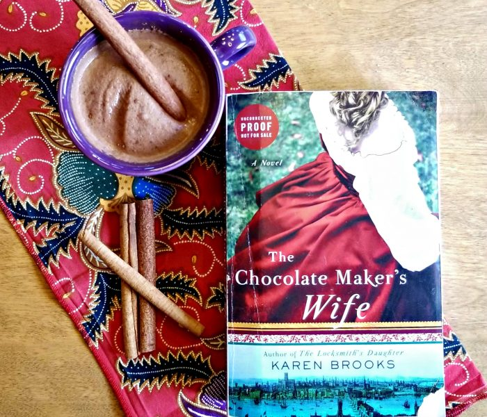 The Chocolate Maker's Wife by Karen Brooks – Blog Tour and Book Review
