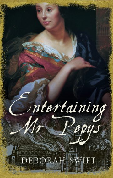 Entertaining Mr. Pepys by Deborah Swift – Excerpt and Book Spotlight with a Giveaway