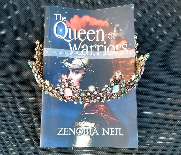 The Queen of Warriors by Zenobia Neil – Blog Tour and Book Review with a Giveaway