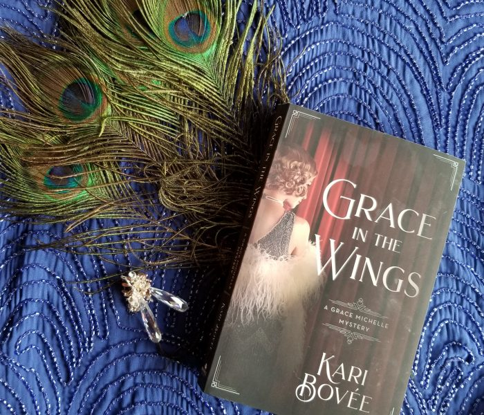 Grace in the Wings: A Grace Michelle Mystery by Kari Bovee – Book Review