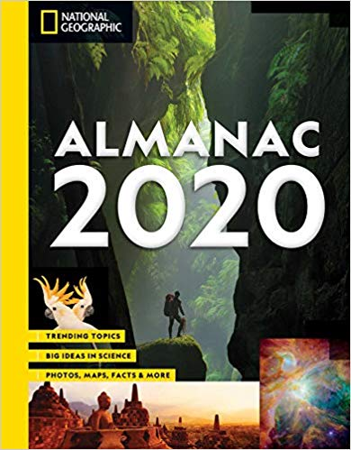 National Geographic's Almanac 2020