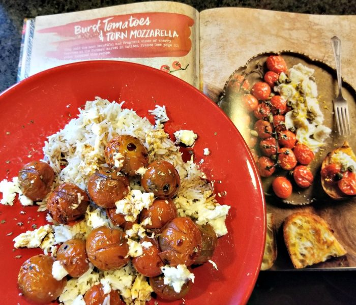The Forest Feast Mediterranean by Erin Gleeson with Recipe