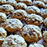 pumpkin spice zucchini cookies