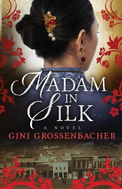 Madam in Silk by Gini Grossenbacher
