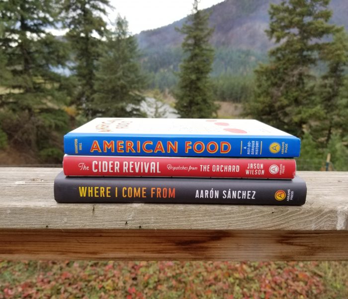 Gift Ideas for Foodies – Books About Food/Chefs It's the Howl-O-Ween Giveaway Hop. Enter to Win Foodie Books (ARV $65)