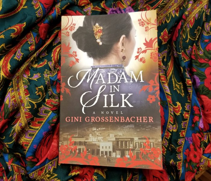 Madam in Silk by Gini Grossenbacher – Blog Tour and Book Review