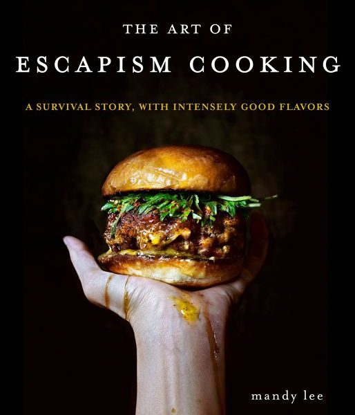 The Art of Escapism Cooking by Mandy Lee – Cookbook Review