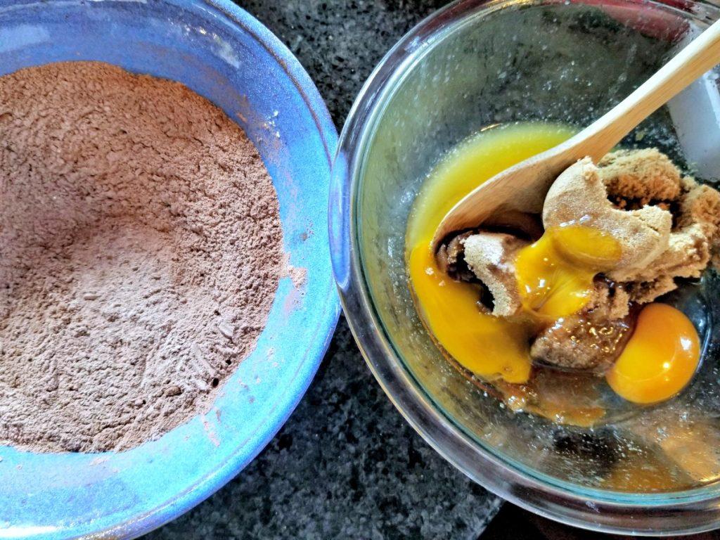 make chocolate sugar cookies