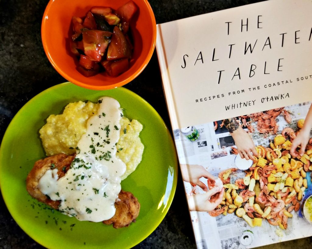 fried pork recipe from The Saltwater Table