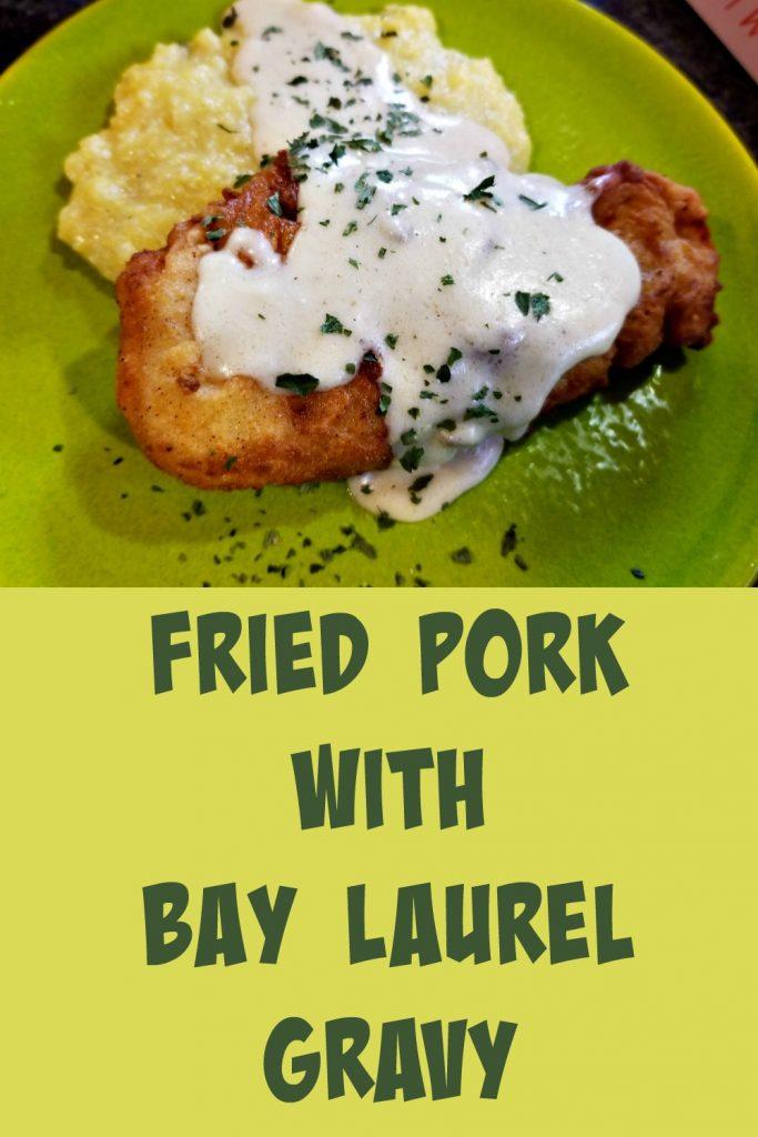 fried pork recipe