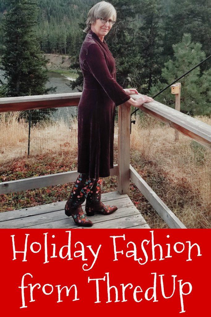 holiday fashion at thred up