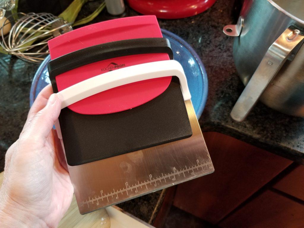 pastry scraper set