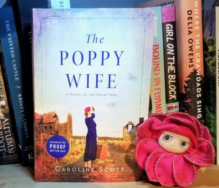 The Poppy Wife by Caroline Scott – Blog Tour and Book Review