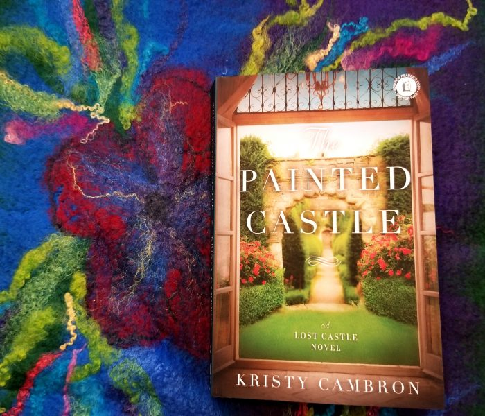 The Painted Castle by Kristy Cambron – Blog Tour and Book Review