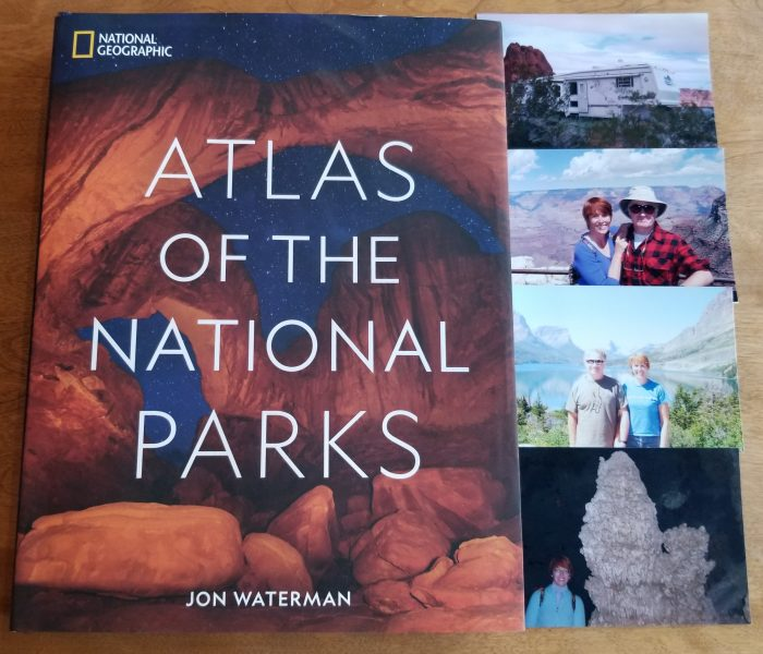 National Geographic Atlas of the National Parks by John Waterman – Book Review