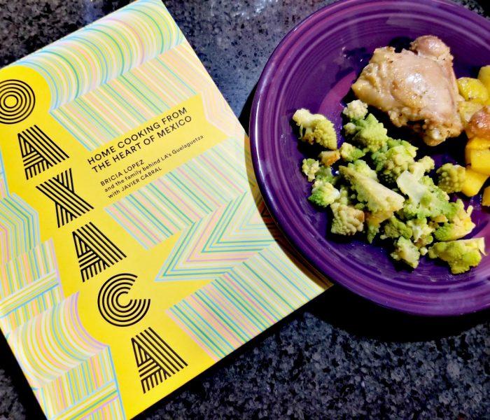 Oregano Chicken Recipe from Oaxaca by Bricia Lopez