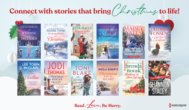 12 Days of Christmas from Harlequin