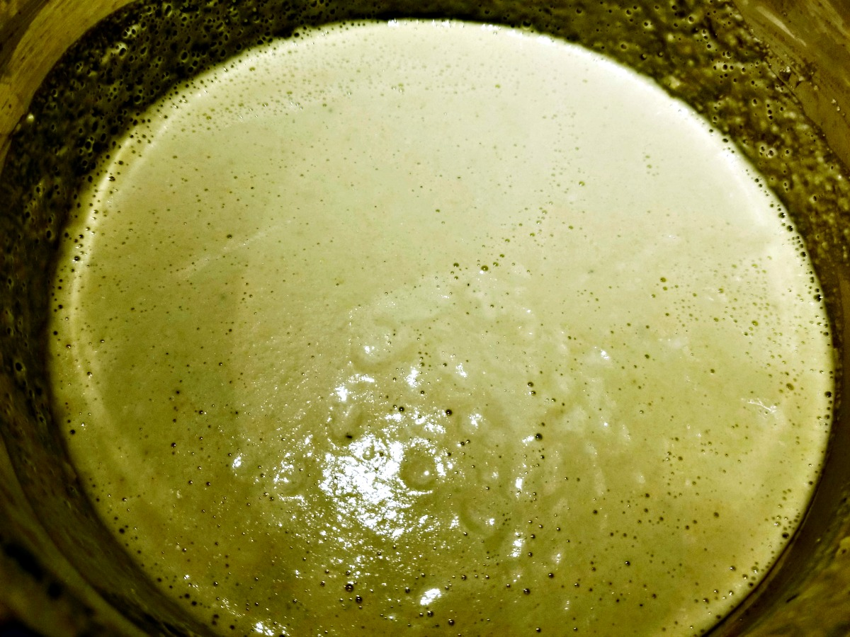 creamy broccoli sauce