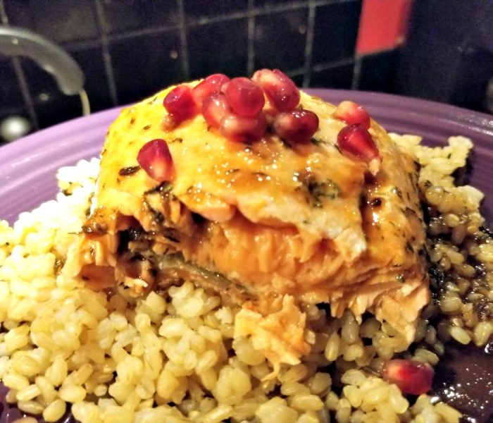 Easy Salmon Recipe Made with Wild Alaska Salmon from Sitka Salmon Shares