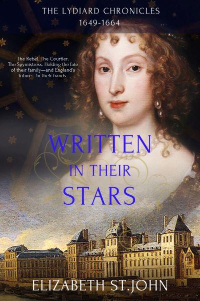 Written in Their Stars by Elizabeth St. John – Book Spotlight