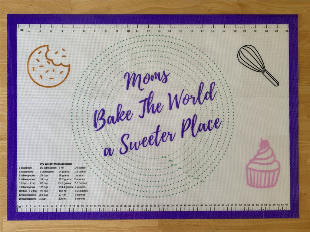 lethopegrow pastry mat