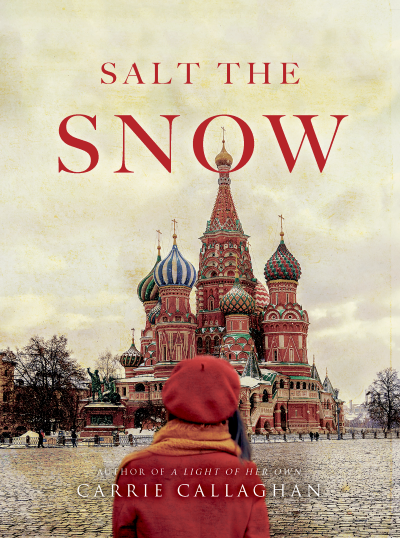 Salt the Snow by Carrie Callaghan – Blog Tour and Book Review with Giveaway