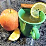 apple and cinnamon tea