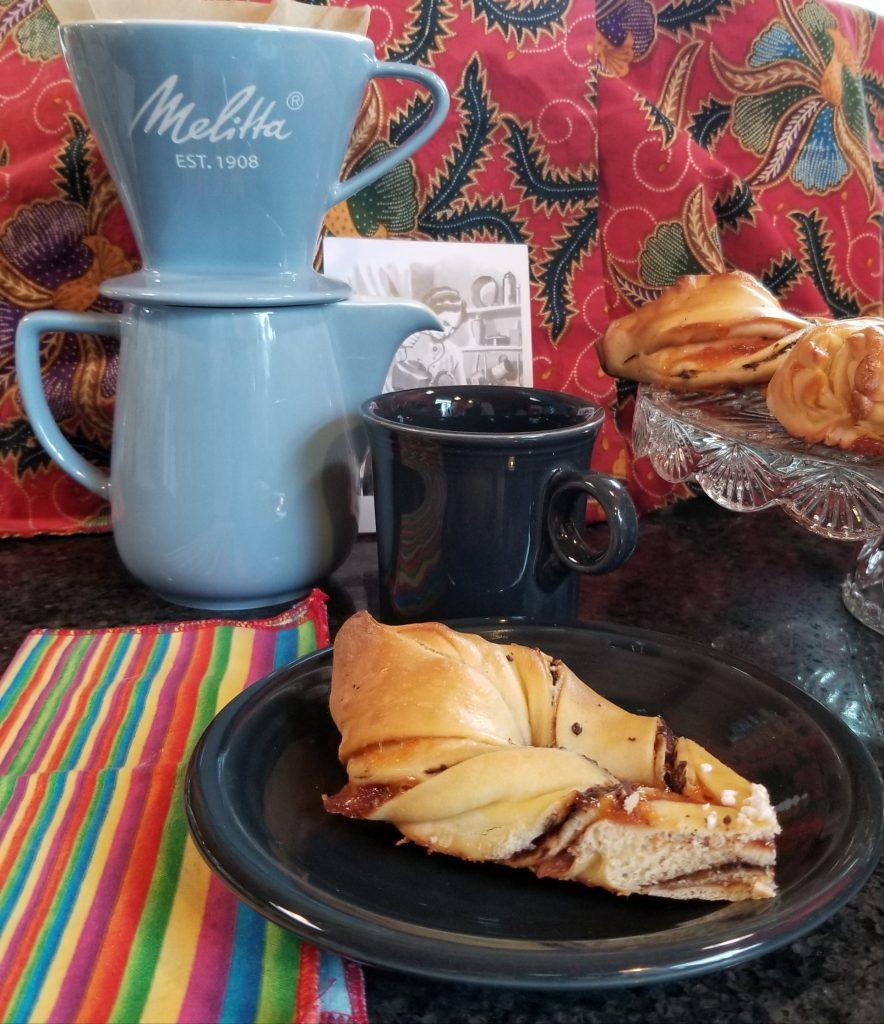 Melitta https://shoponline.melitta.com/collections/pour-over%E2%84%A2/products/heritage-series-pour-over-coffeemaker-porcelain-brew-serve-carafe-set-20oz-pastel-blue