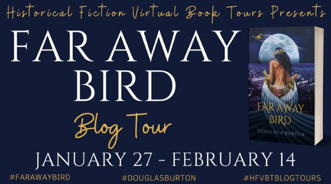 blog tour banner Far Away Bird