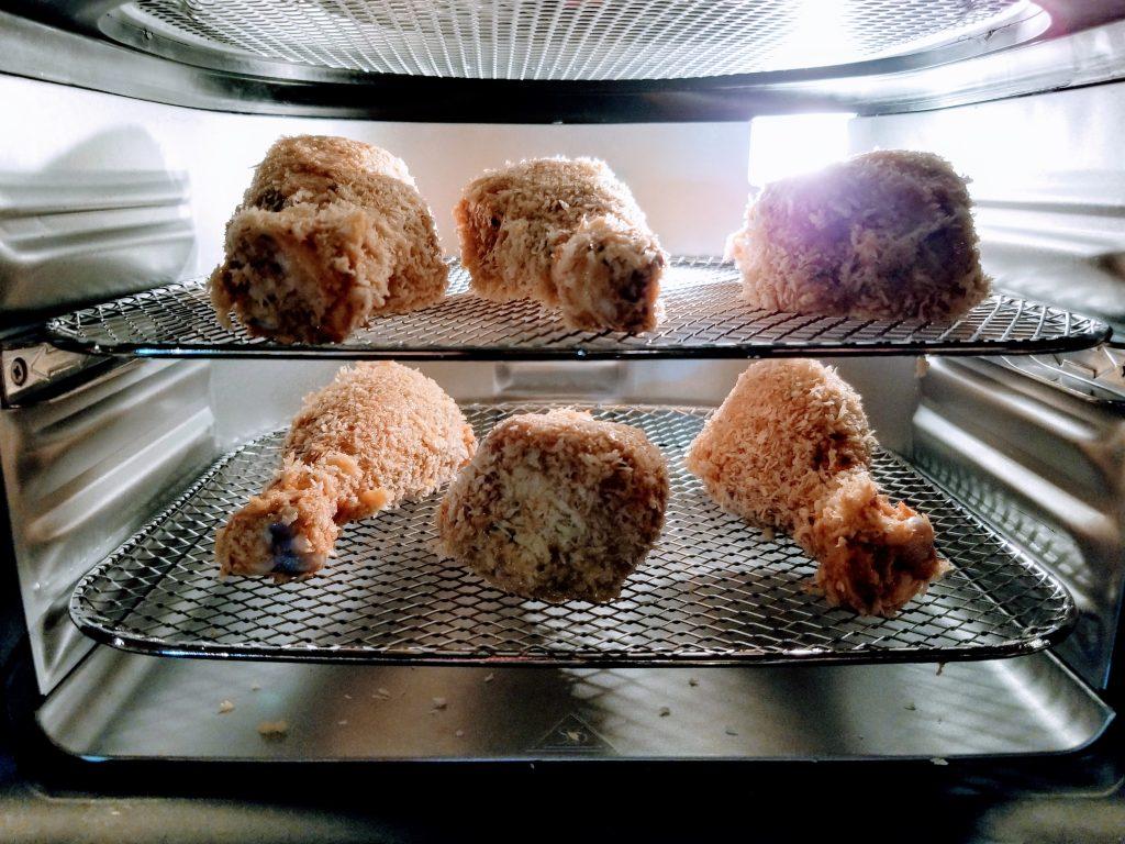 put chicken in air fryer