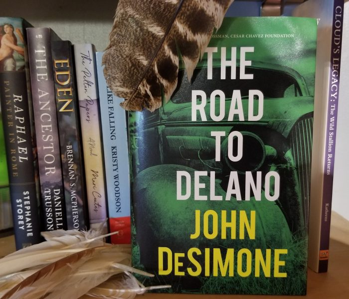 The Road to Delano by John DeSimone – Blog Tour and Book Review