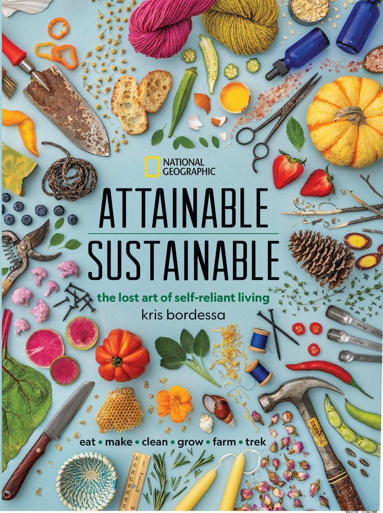 Attainable Sustainable by KKris Bordessa
