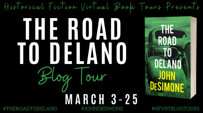 Road to Delano Banner