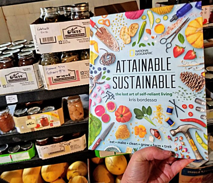 Attainable Sustainable by Kris Bordessa – Book Review